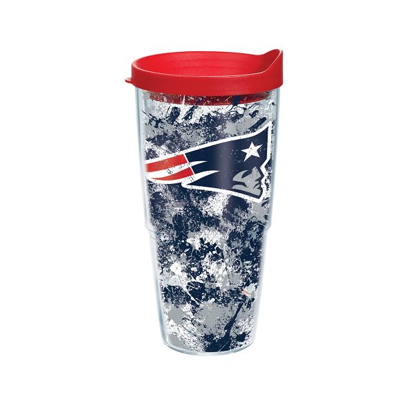 Tervis Patriots 24oz Splatter Tumbler With Lid