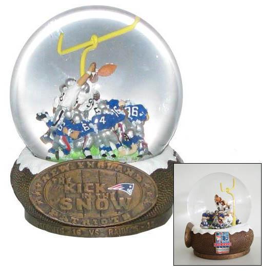 Snow Bowl Snow Globe