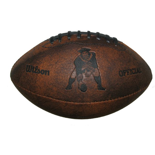 Throwback Mini Wilson Football