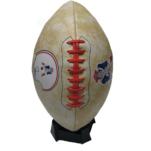 Throwback Mud Exclusive Football