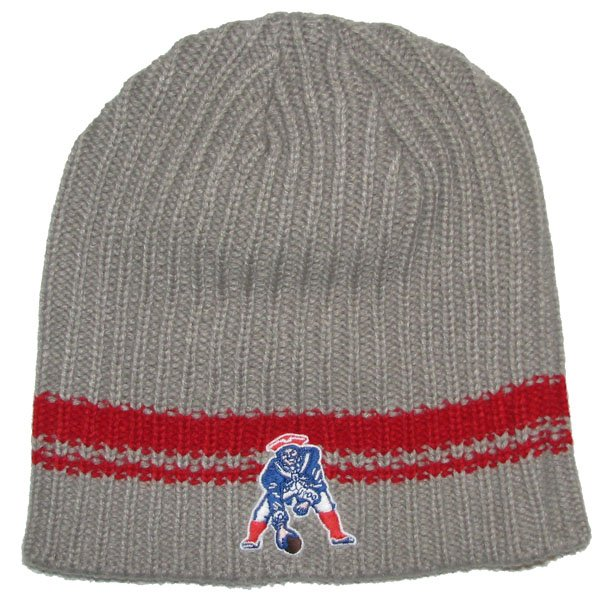 Throwback 47 Ontario Knit Hat-Gray