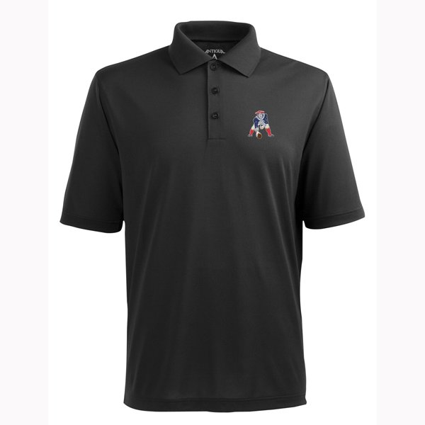 Throwback Pique XtraLite Polo-Black