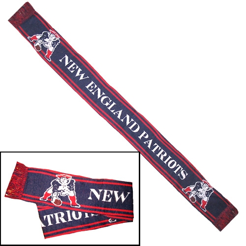 Patriots Throwback Scarf