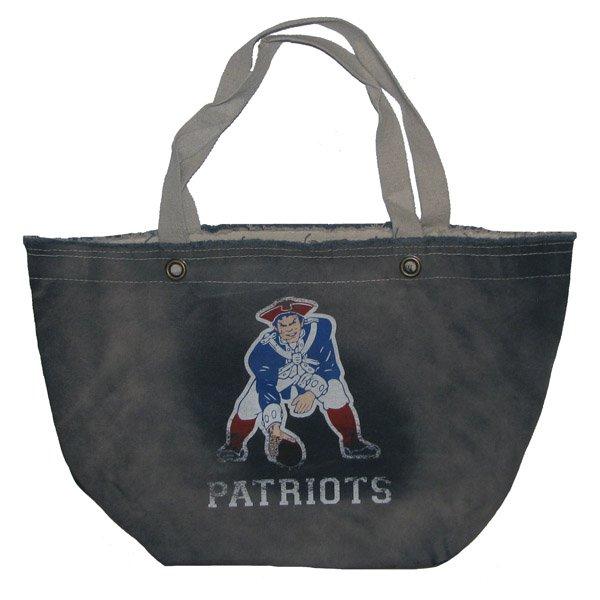 Throwback Vintage Denim Tote Bag