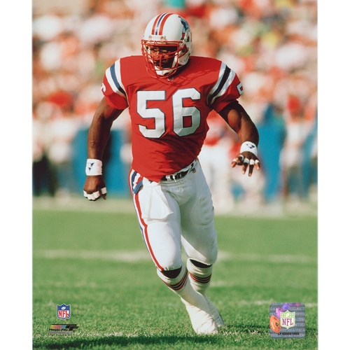 Andre Tippett 8x10 Photo