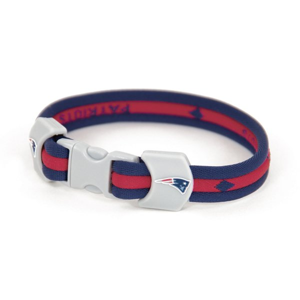 Patriots Adult Titanium Bracelet
