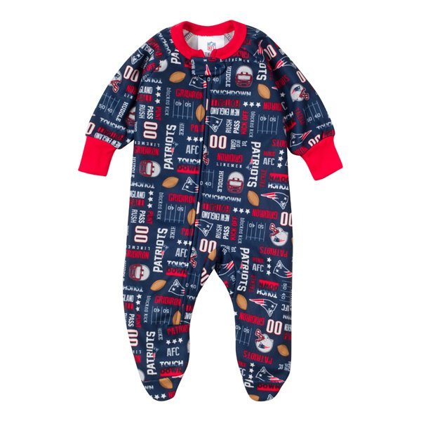 Toddler 2015 Blanket Sleeper-Navy
