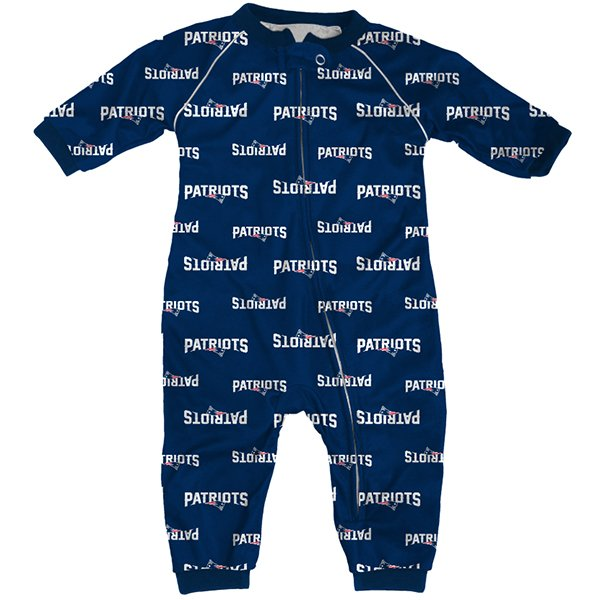 Toddler All Over Coverall-Navy