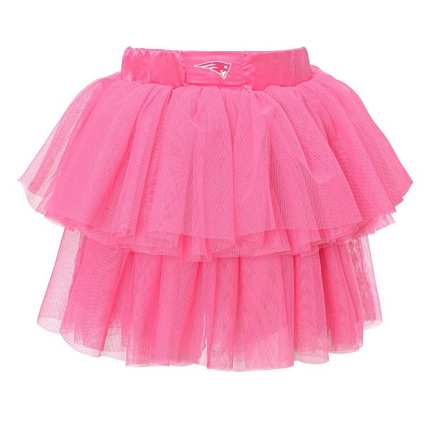 Toddler Girls Patriots Tutu-Pink