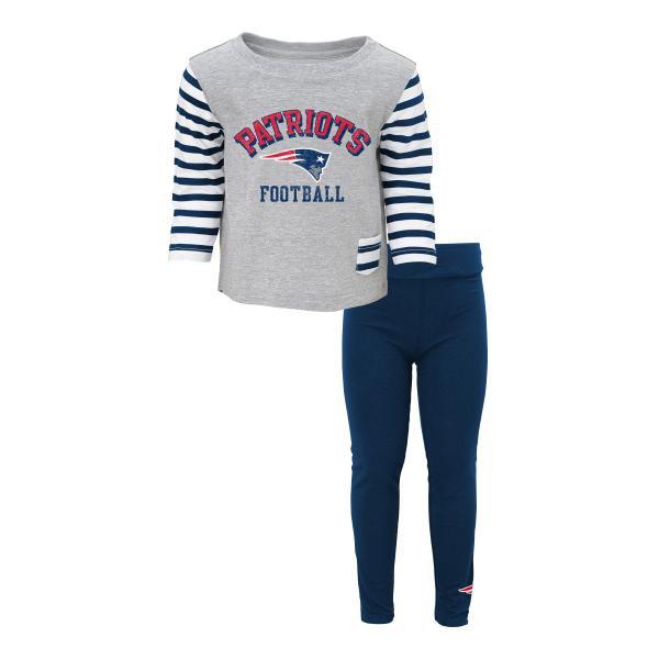 Toddler Little Big Girl Pant Set