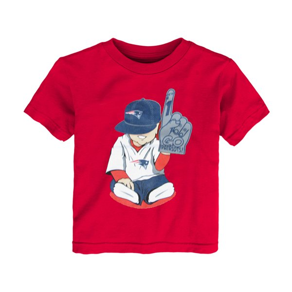 Toddler Youngest Fan Tee