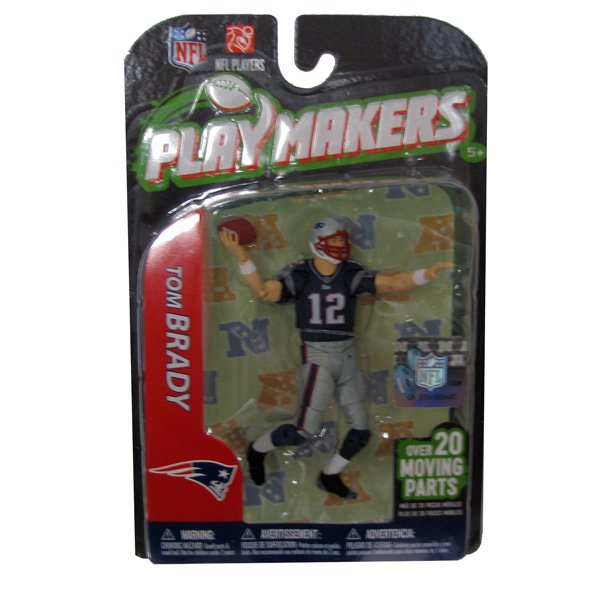 Brady 2012 Series 3 Playmaker