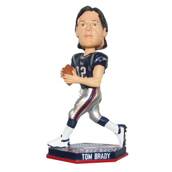 Tom Brady Action Bobblehead