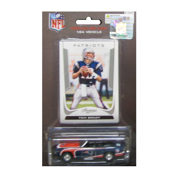 Chevy Camaro & Tom Brady Card