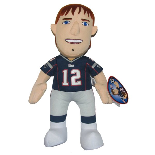 14 Inch Tom Brady Plush Toy