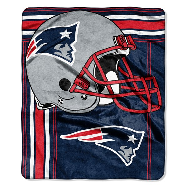 Patriots Touchback 50x60 Blanket