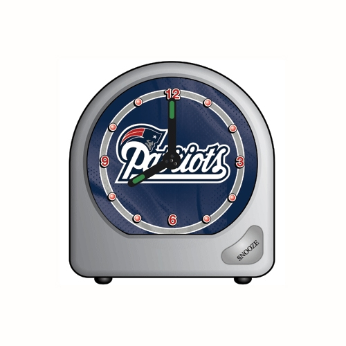 Patriots Travel Alarm Clock
