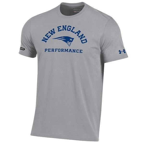 NFL Combine 60/40 Tee-Gray