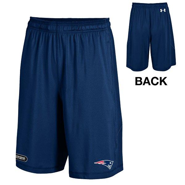 NFL Combine Raid Shorts-Navy