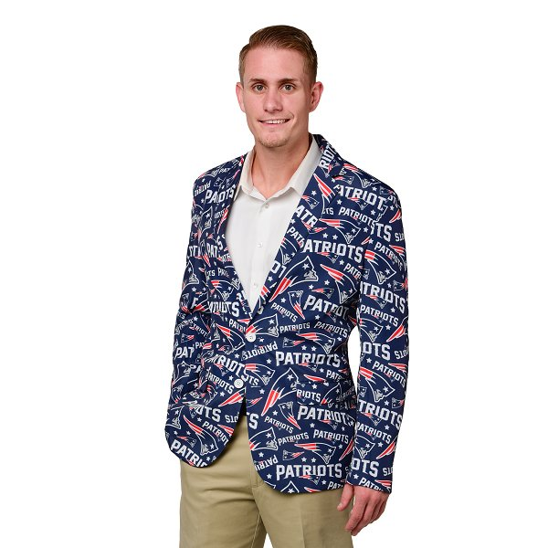 Patriots Ugly Business Jacket