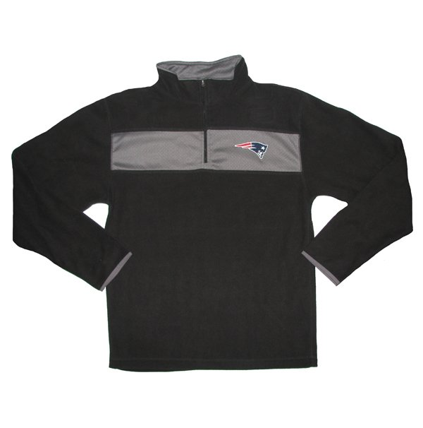 VF Fade Route III 1/4 Zip-Black