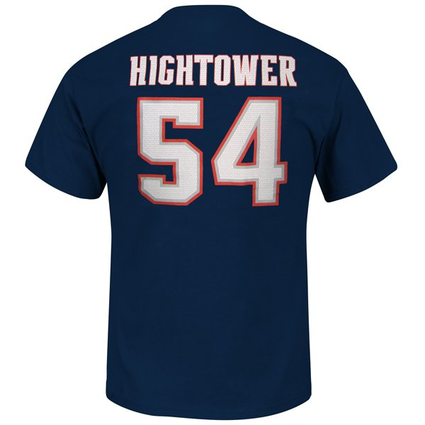 VF Hightower Name & Number Tee