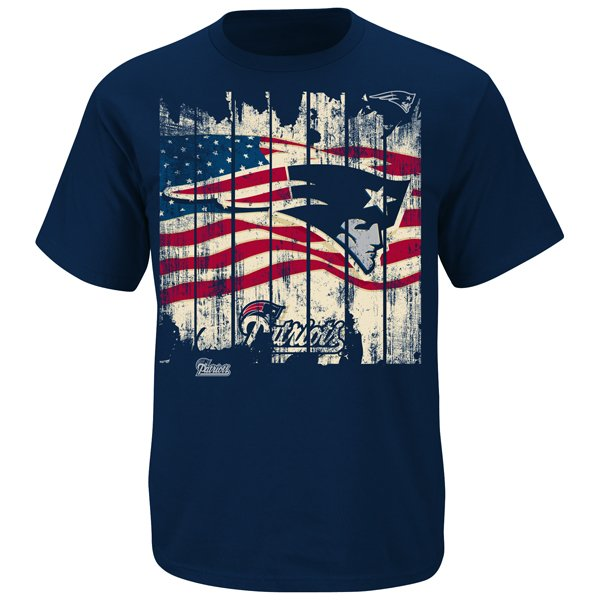 VF Stars+Stripes Tee-Navy