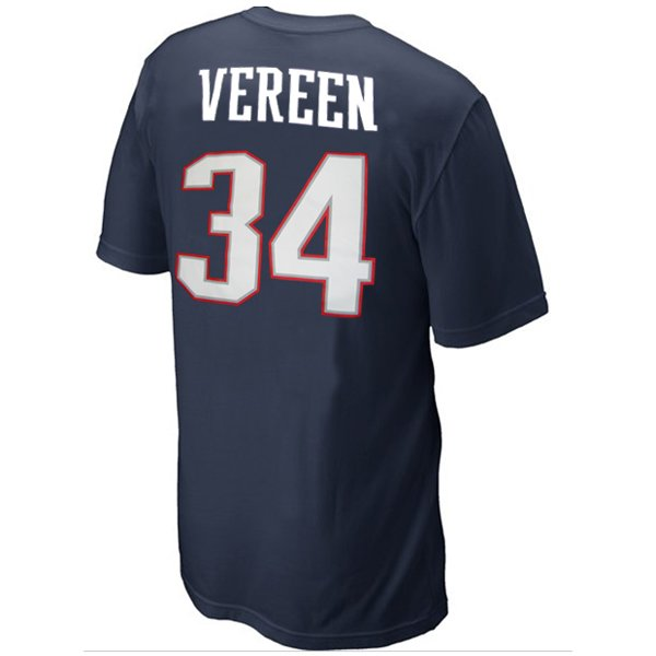 Nike Shane Vereen Name & Number Tee
