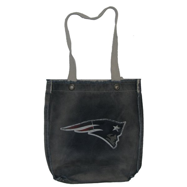 Patriots Vintage Shopper Bag-Denim