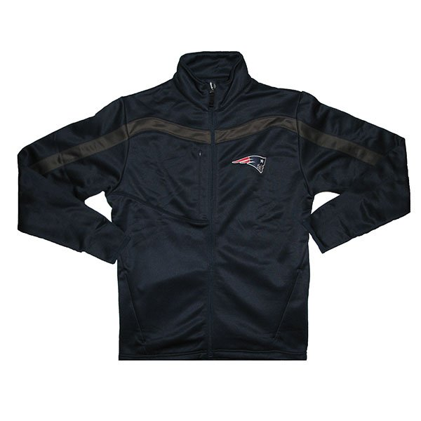 Patriots Viper Full Zip Jacket-Navy