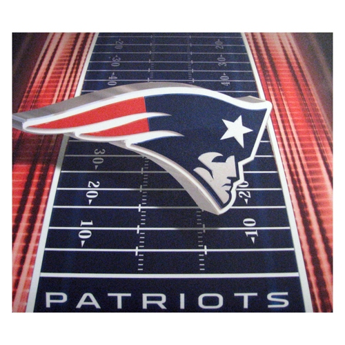 Patriots Vortex Mouse Pad