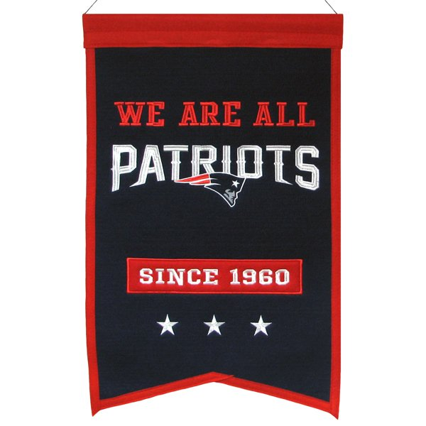 We Are Pats Franchise Banner