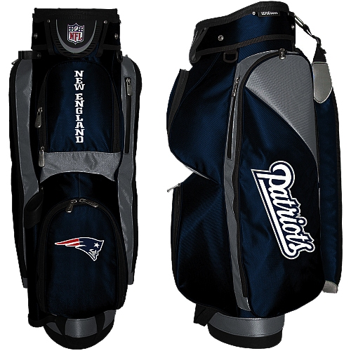 Patriots Wilson Cart Golf Bag