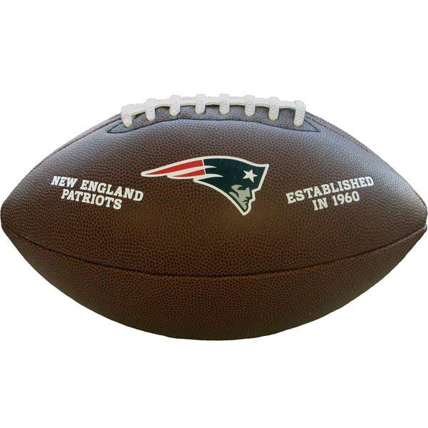 Official Size Logo Composite Football