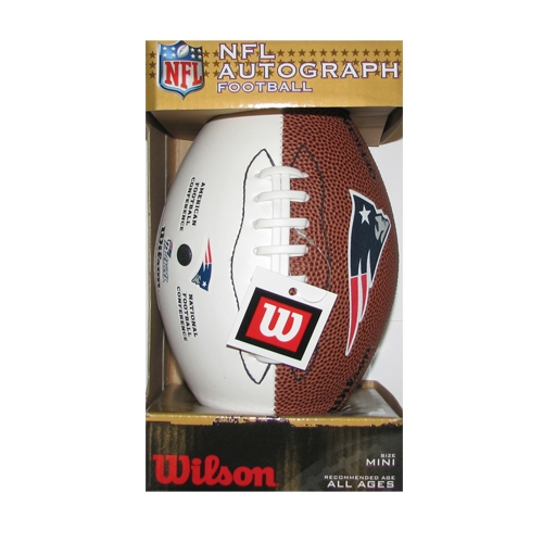 Wilson 3-Panel Mini Football