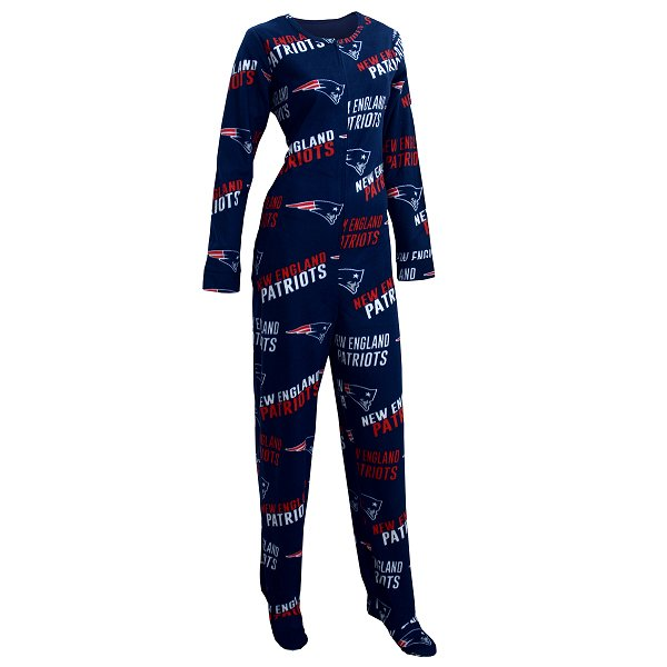 Ladies Wildcard Union Suit-Navy