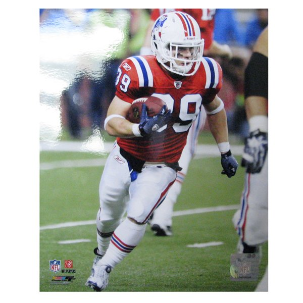 Danny Woodhead Throwback 8x10 Carded Photo