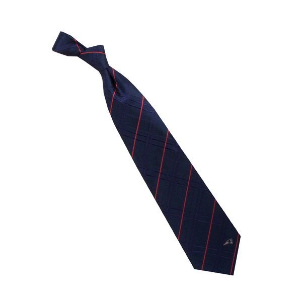 Patriots Woven Silk Striped Tie