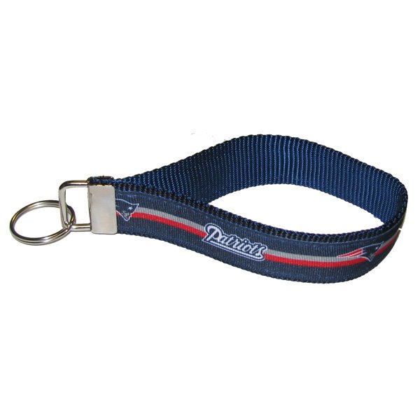 Patriots Wrist Key Loop