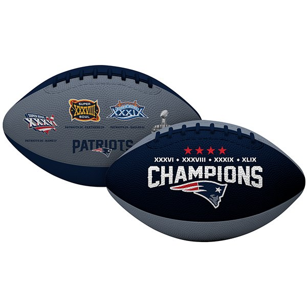 Exclusive 4 Time Super Bowl Champions Youth Football