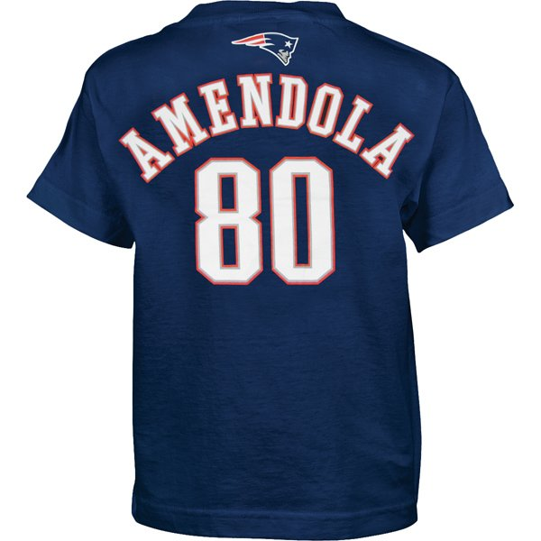 Youth Amendola Name and Number Tee