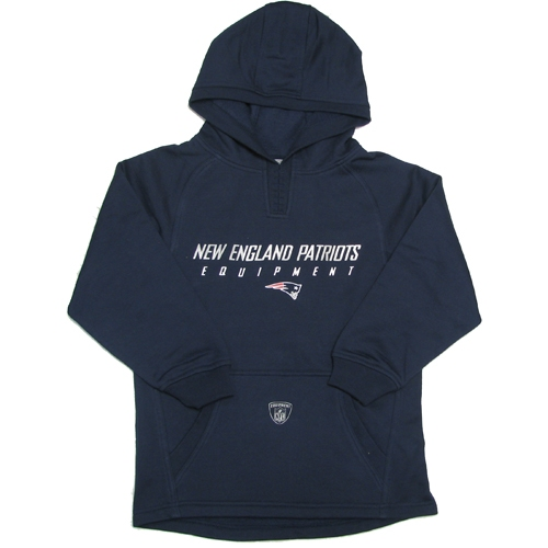 Youth Belichick Hoodie Navy