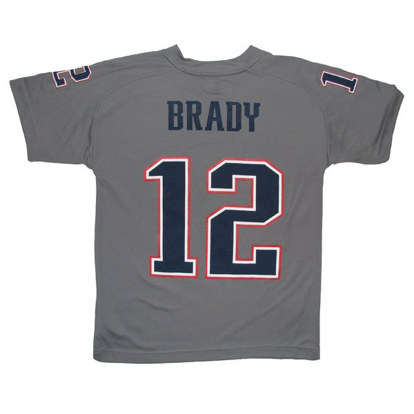 Youth Brady Name and Number Performance Tee