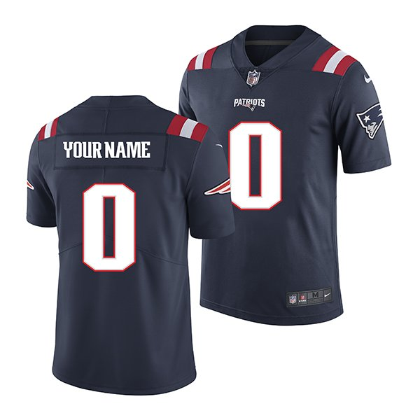 Youth Nike Custom Color Rush Jerseys