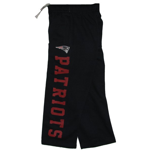 Youth Patriots Fleece Sweatpants-Navy