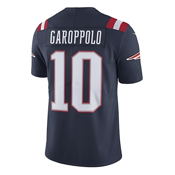 Youth Nike Jimmy Garoppolo Color Rush Jersey-Navy