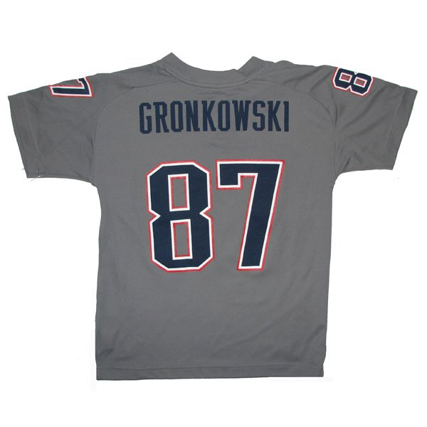 Youth Gronkowski Name and Number Performance Tee