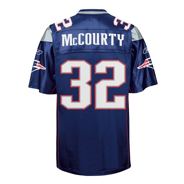Youth Devin McCourty Equipment Replica Jersey