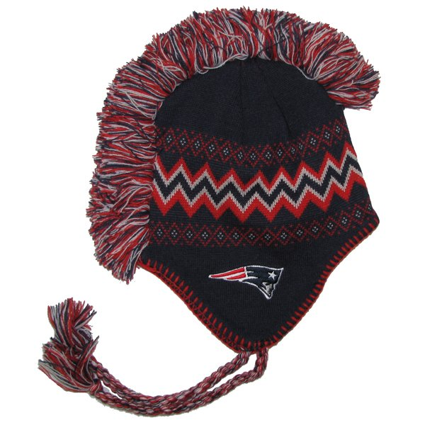 Youth New Era Mohawk Tassel Knit