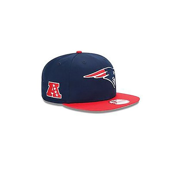 Youth New Era FE Baycik 9Fifty Cap-Navy/Red